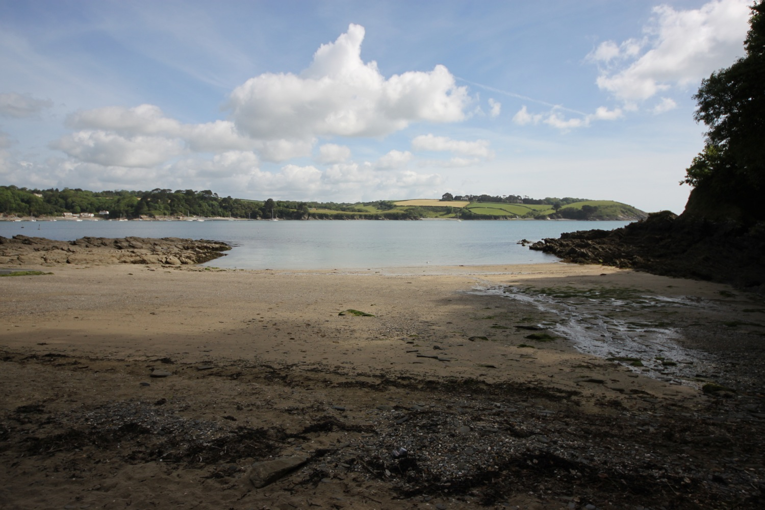helford river beach