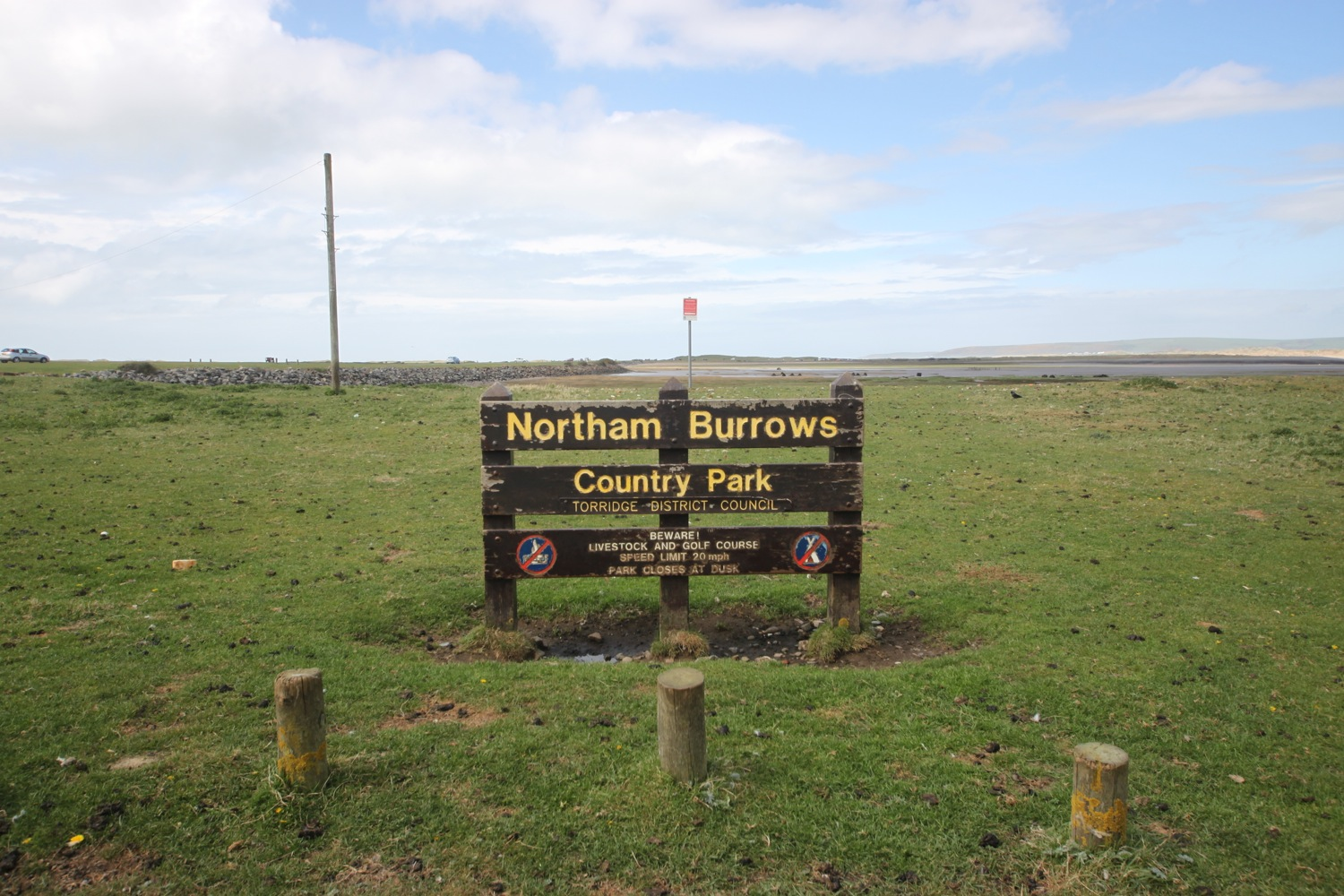 northam burrows country park