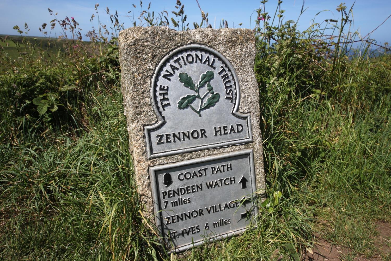 zennor head