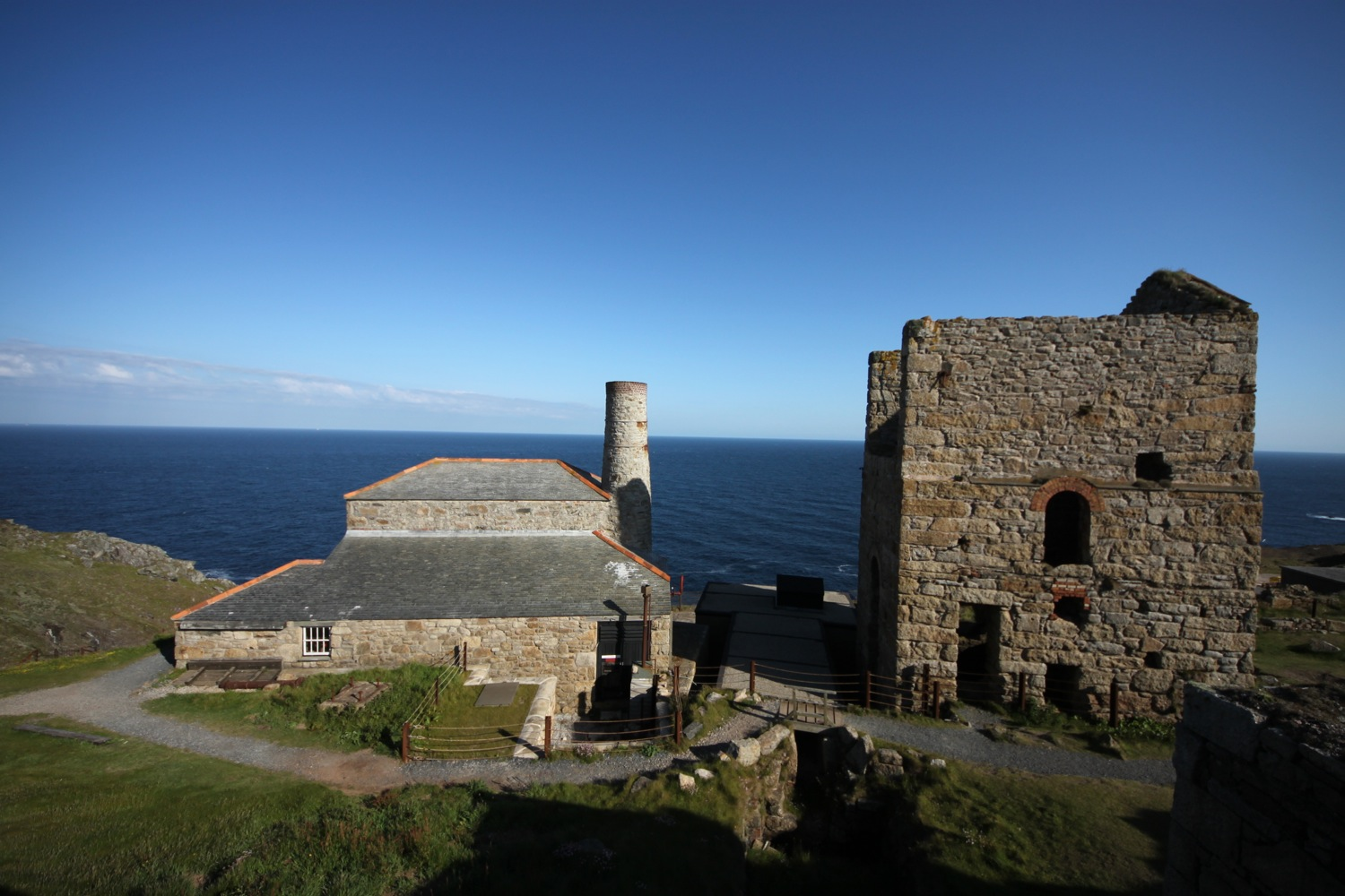 levant engine houses