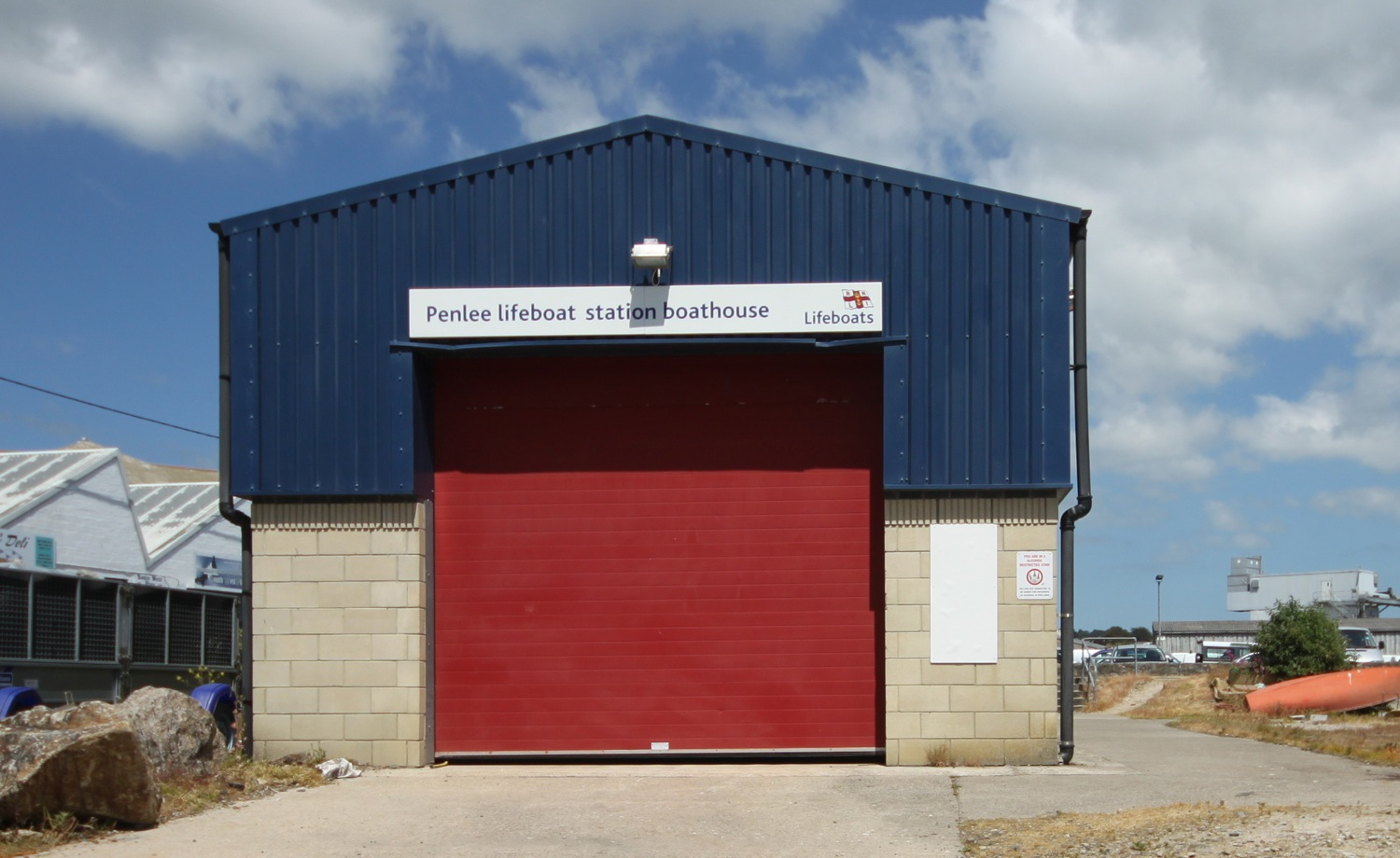 new penlee lifeboat station