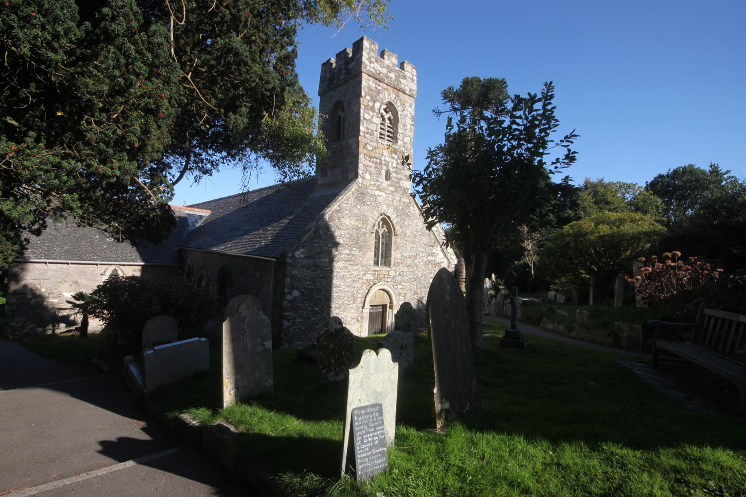 st mylor church