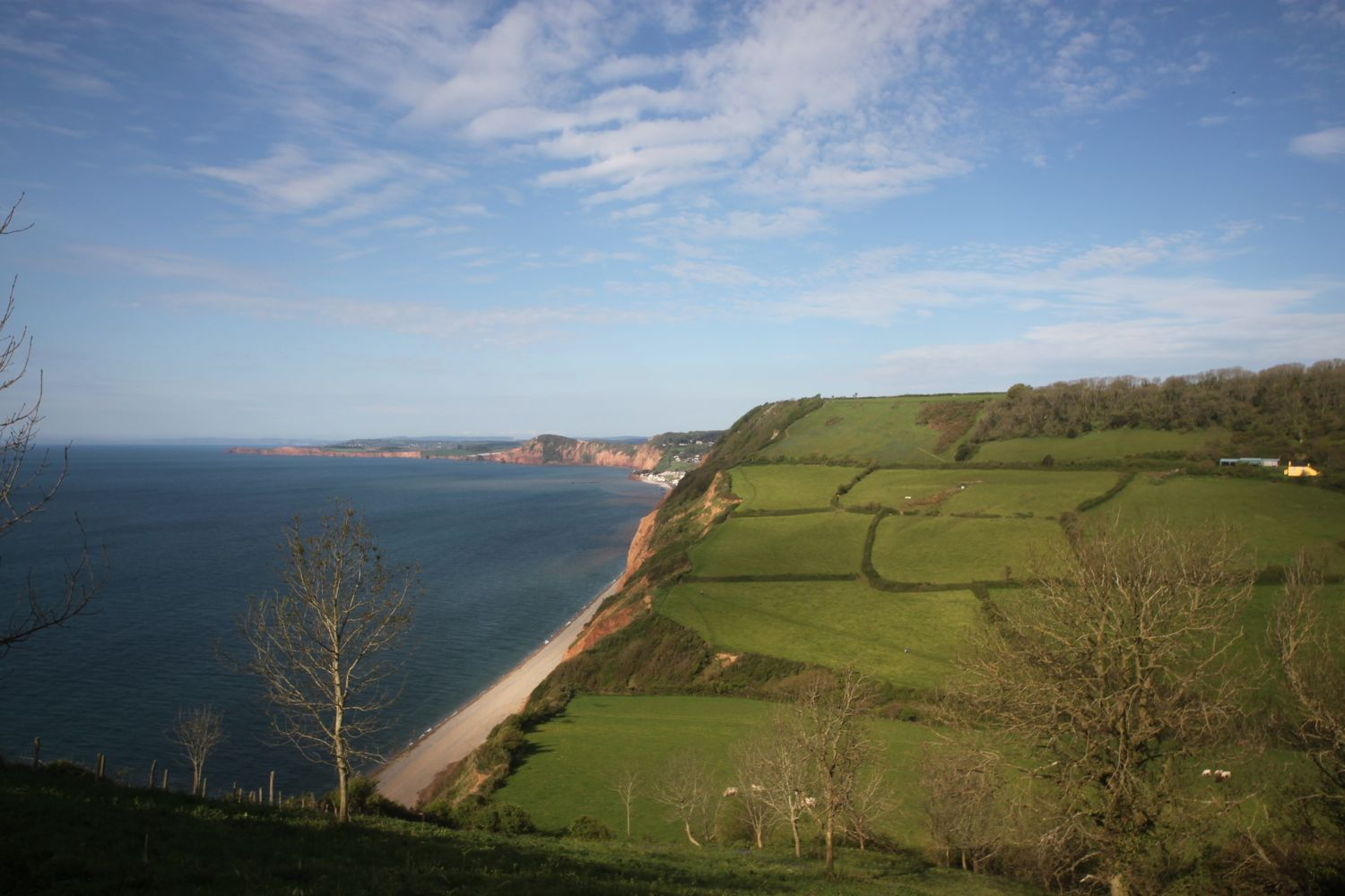 more views back to sidmouth