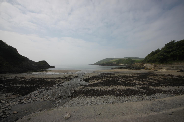 deserted polridmouth cove