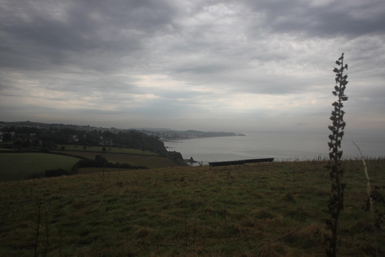 view over dawlish