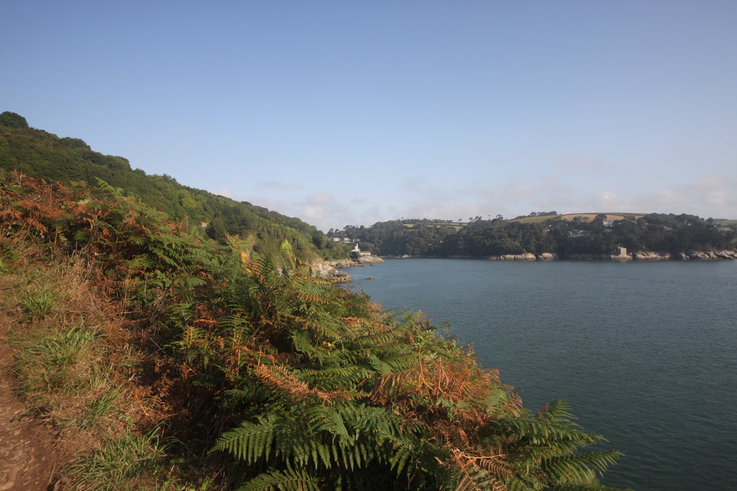 view back to dartmouth