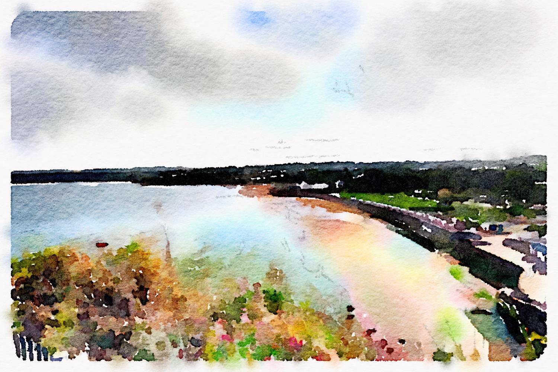 goodrington sands