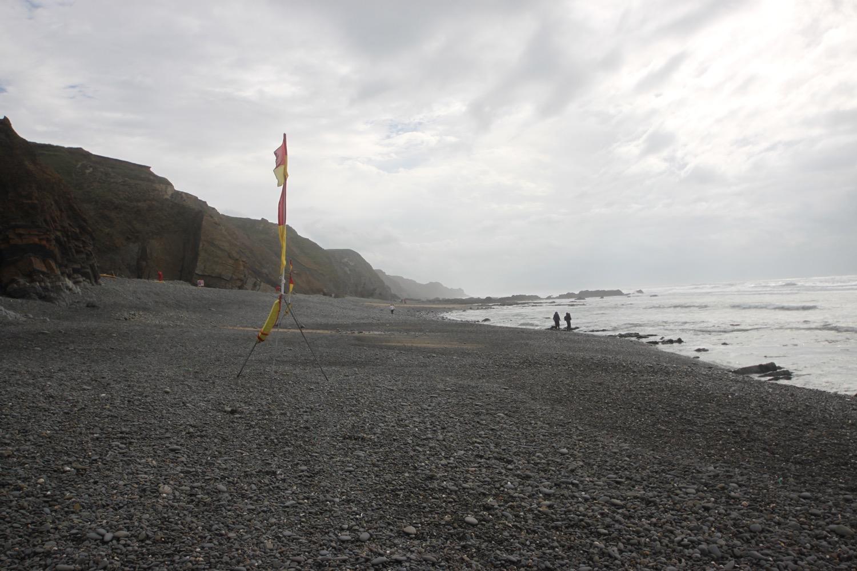 (not so sandy) sandymouth