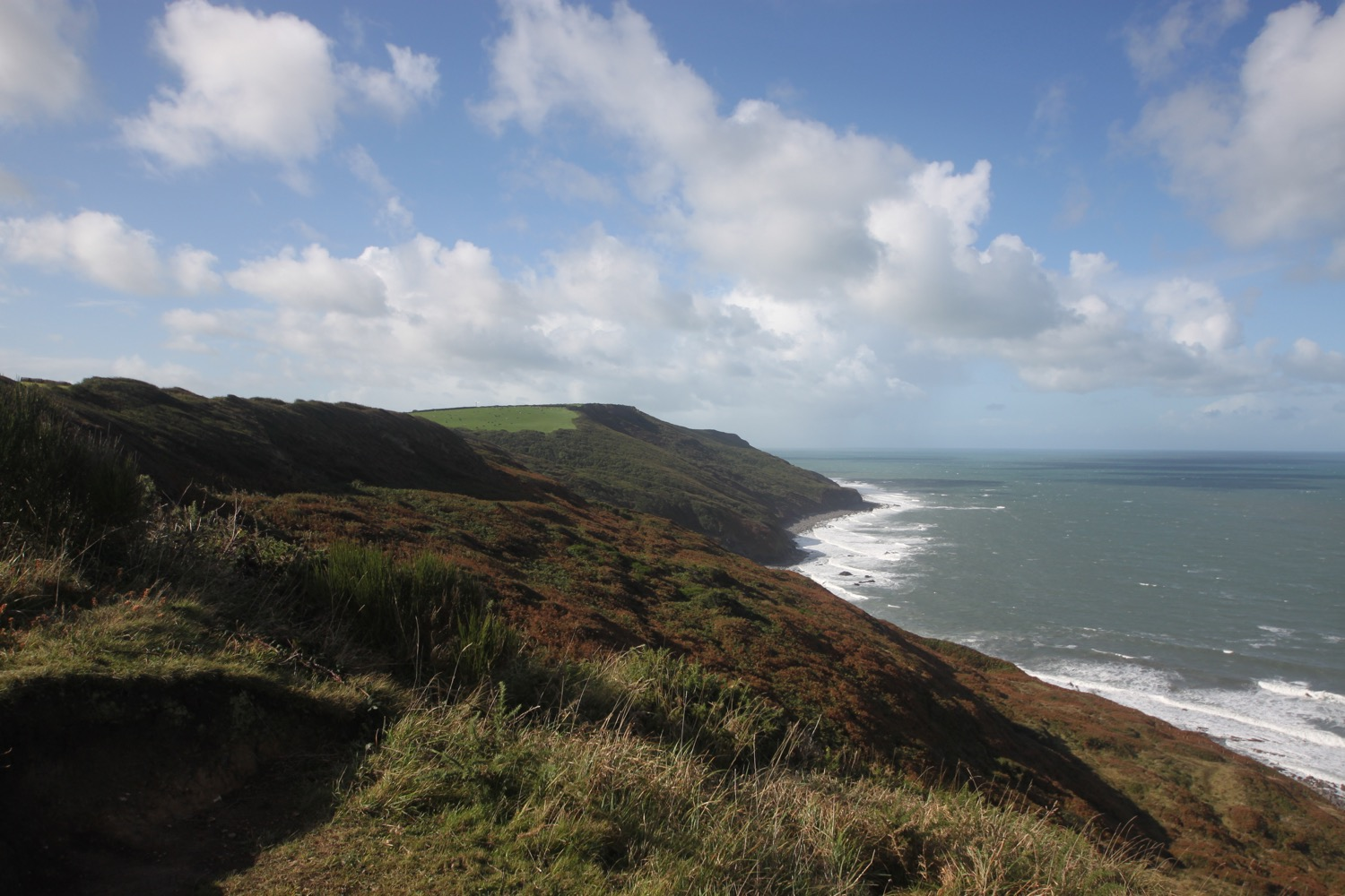 view to dizzard point