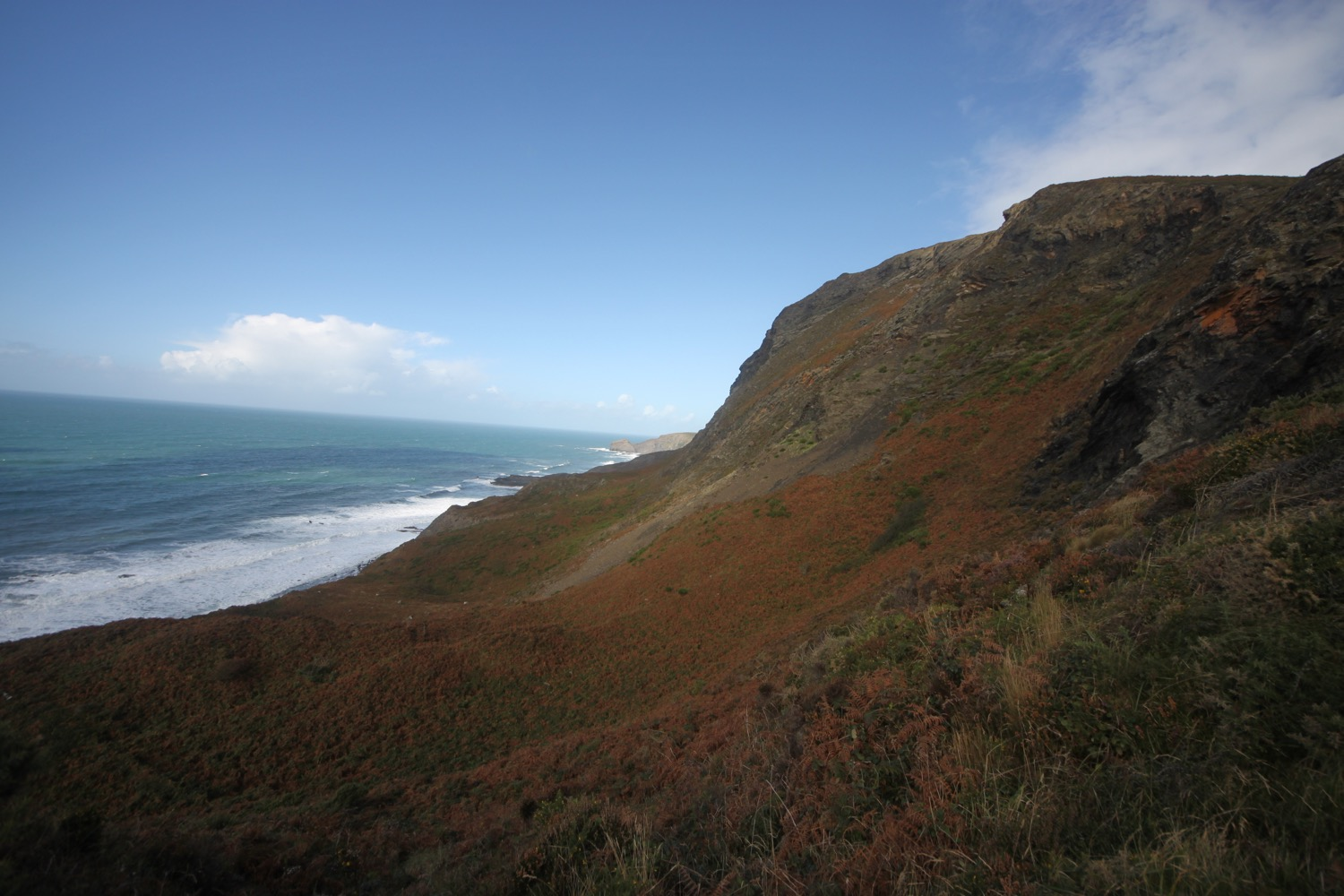 rusey cliff