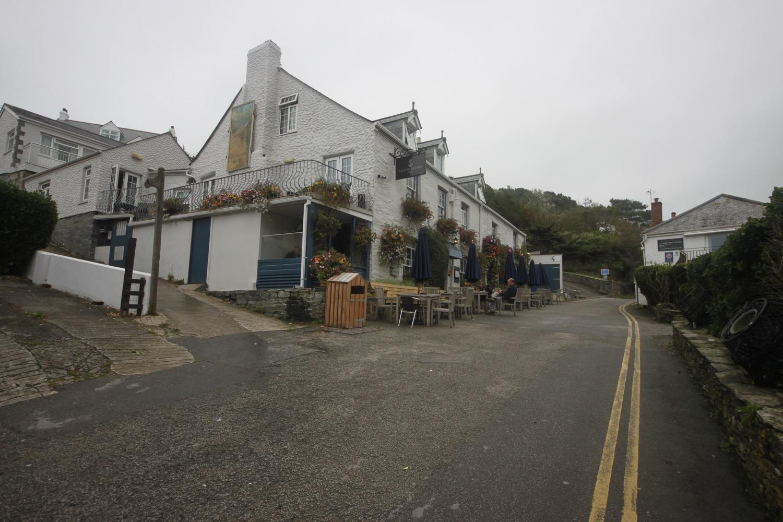 port gaverne restaurant and hotel
