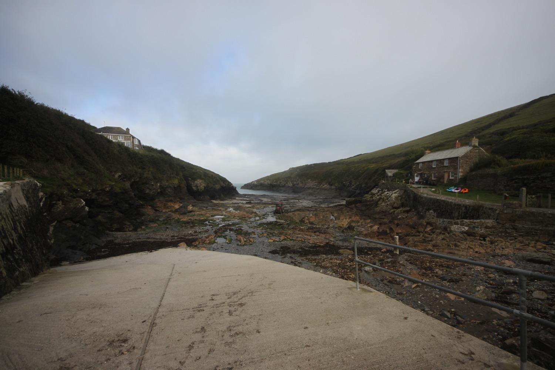 port quin beach