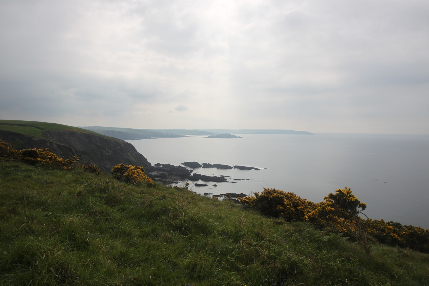 view from beacon point