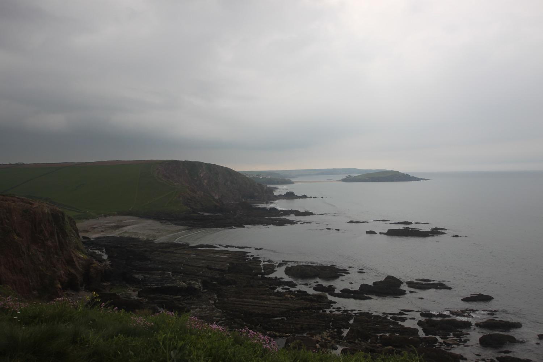 burgh island getting closer