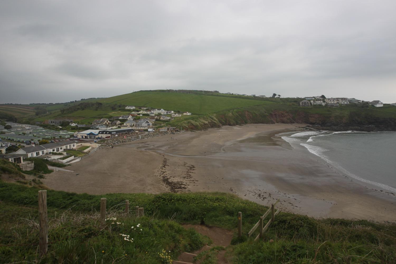 view over challaborough