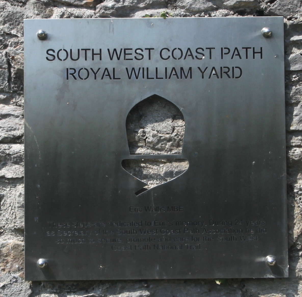 memorial to eric wallis