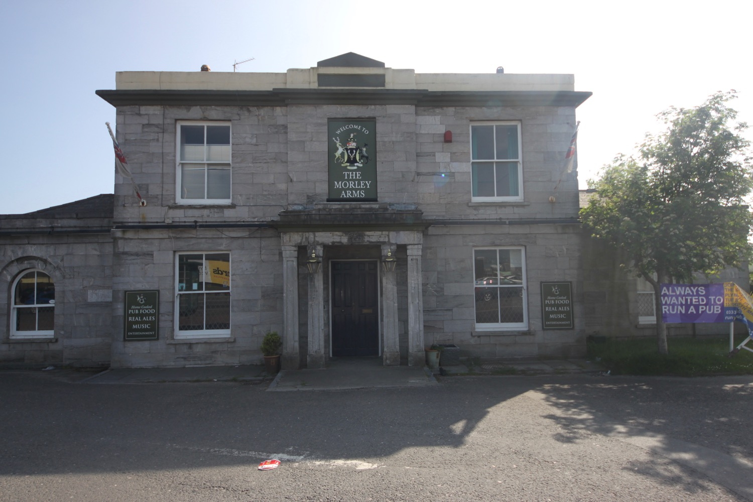 morley arms