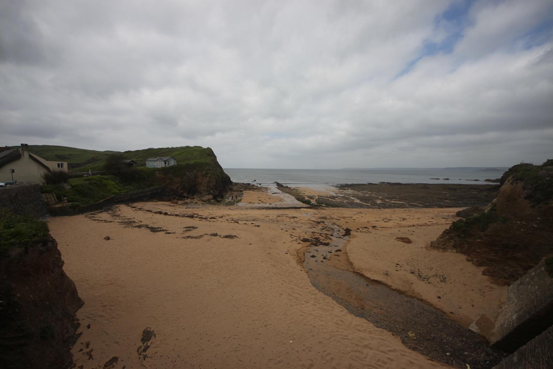 outer hope beach