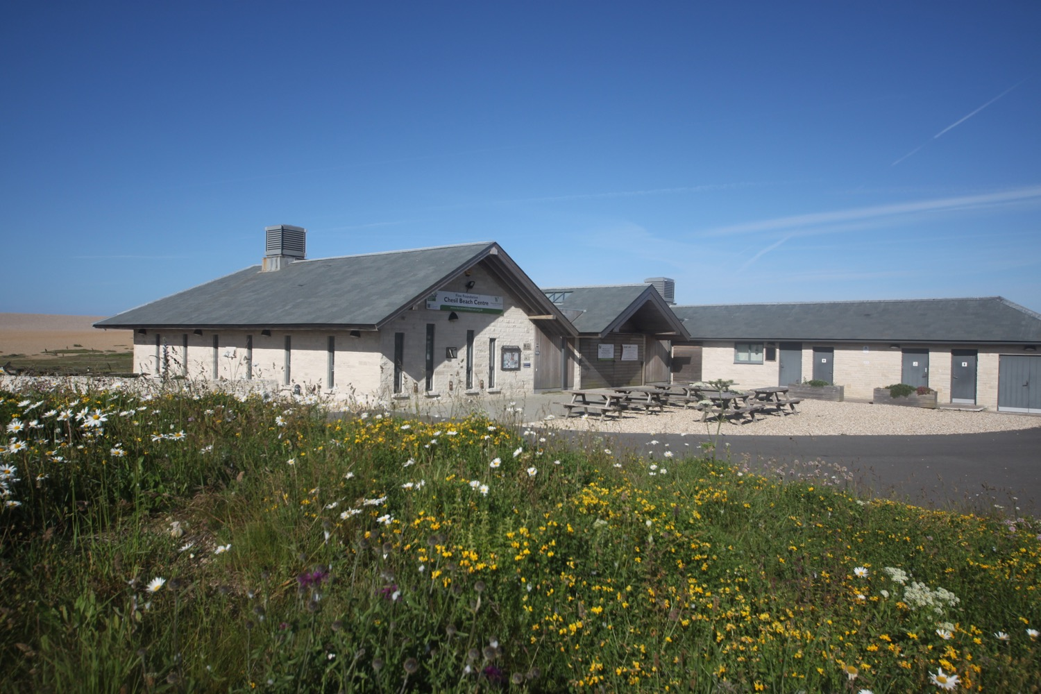 chesil beach visitors centre