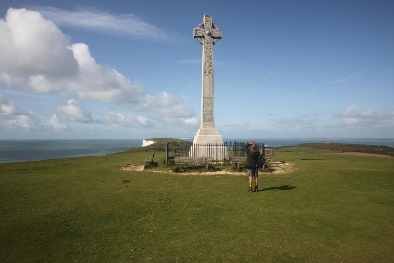 tennyson monument