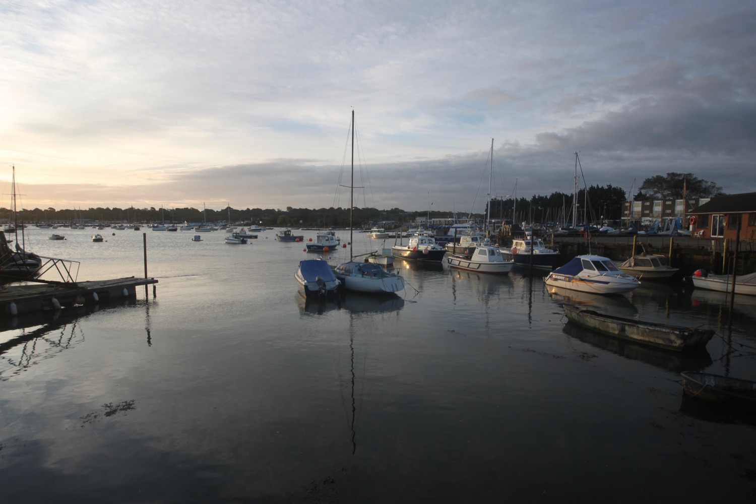 bembridge harbour