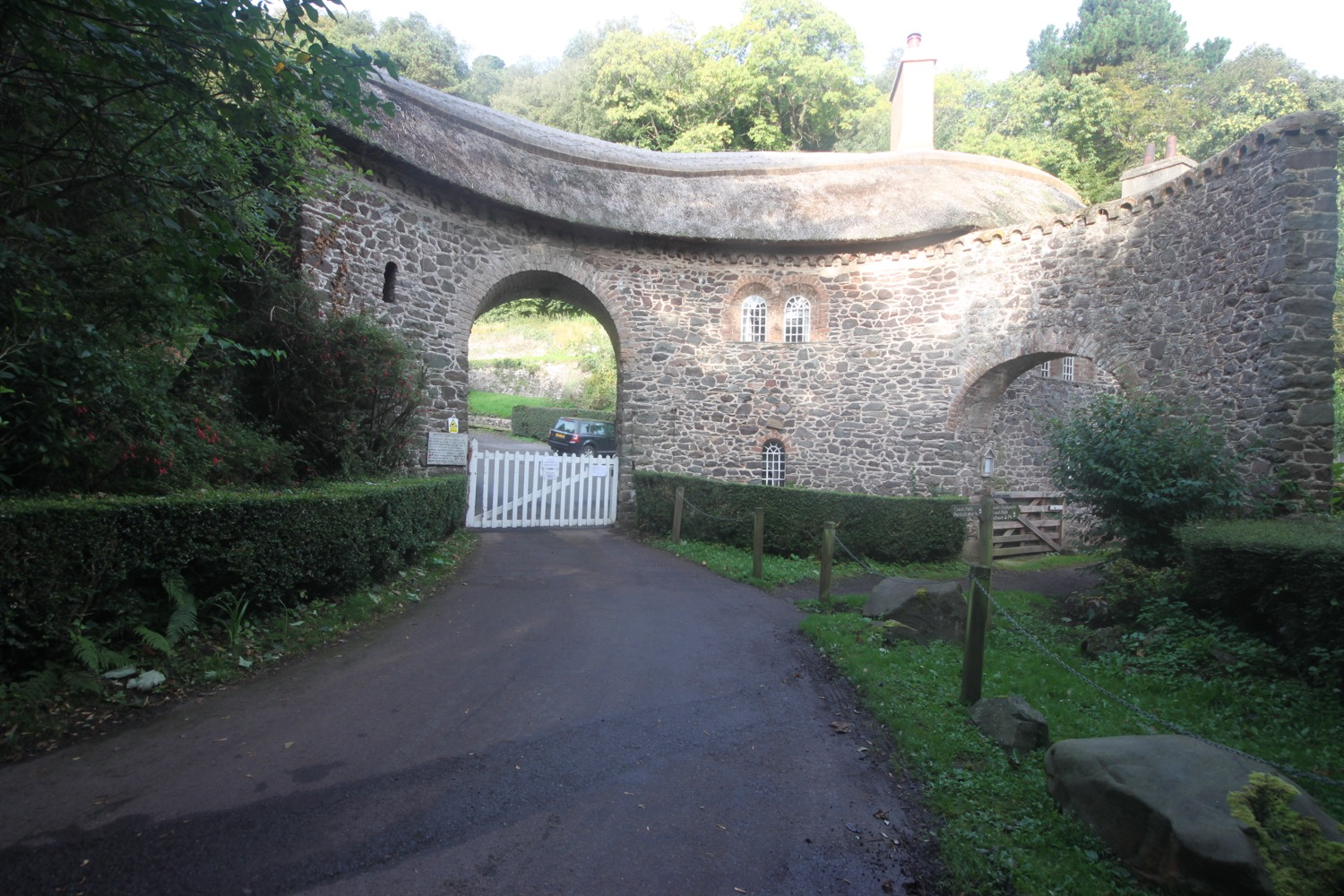 worthy combe toll road
