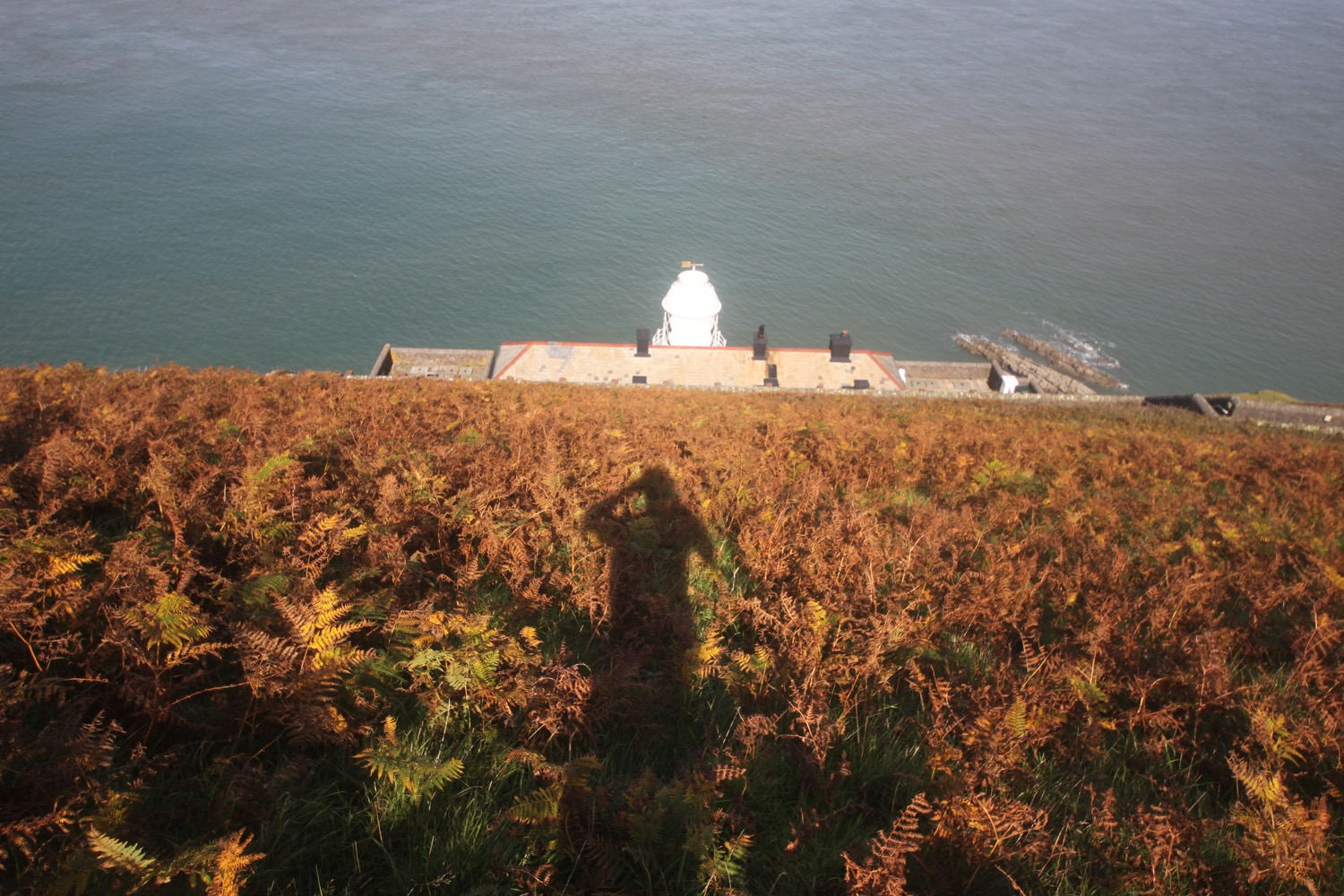 foreland point lighthouse