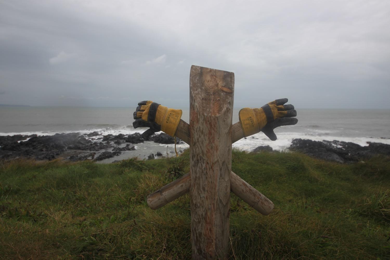 memorial to joel sanders