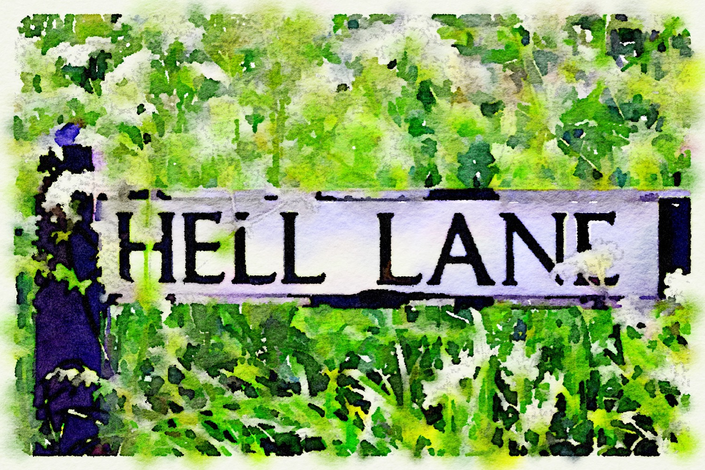 hell lane