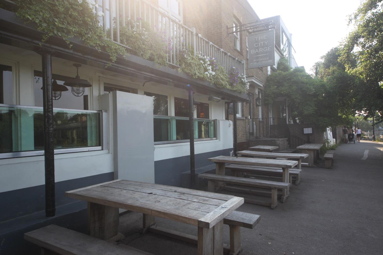 the city barge pub