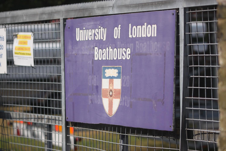 university of london boathouse
