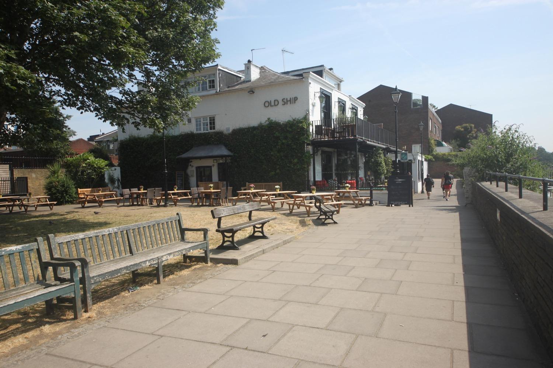 old ship pub