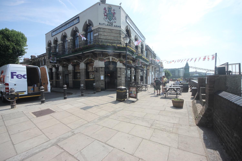 rutland arms pub