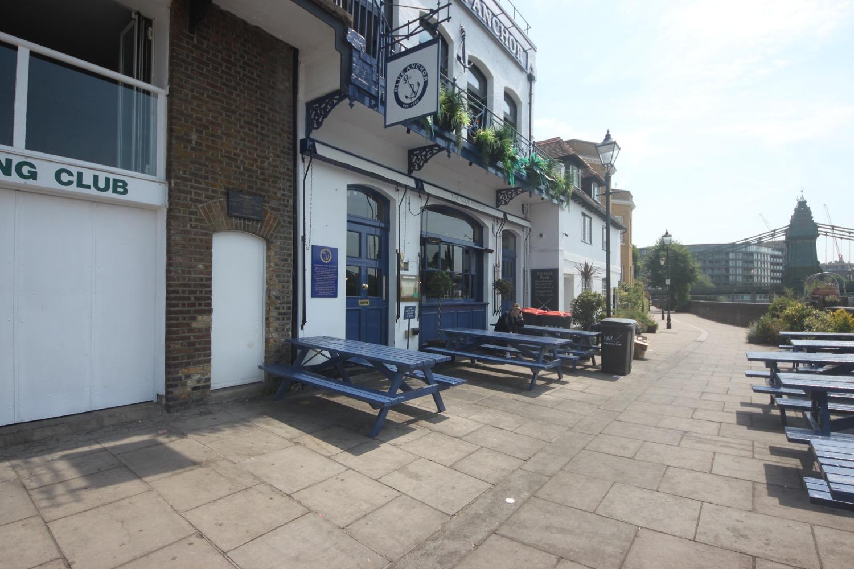 the blue anchor pub