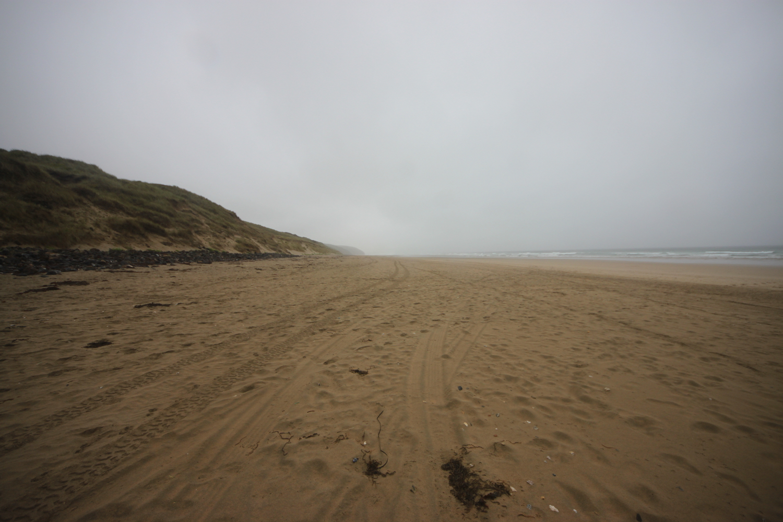 murky perran bay