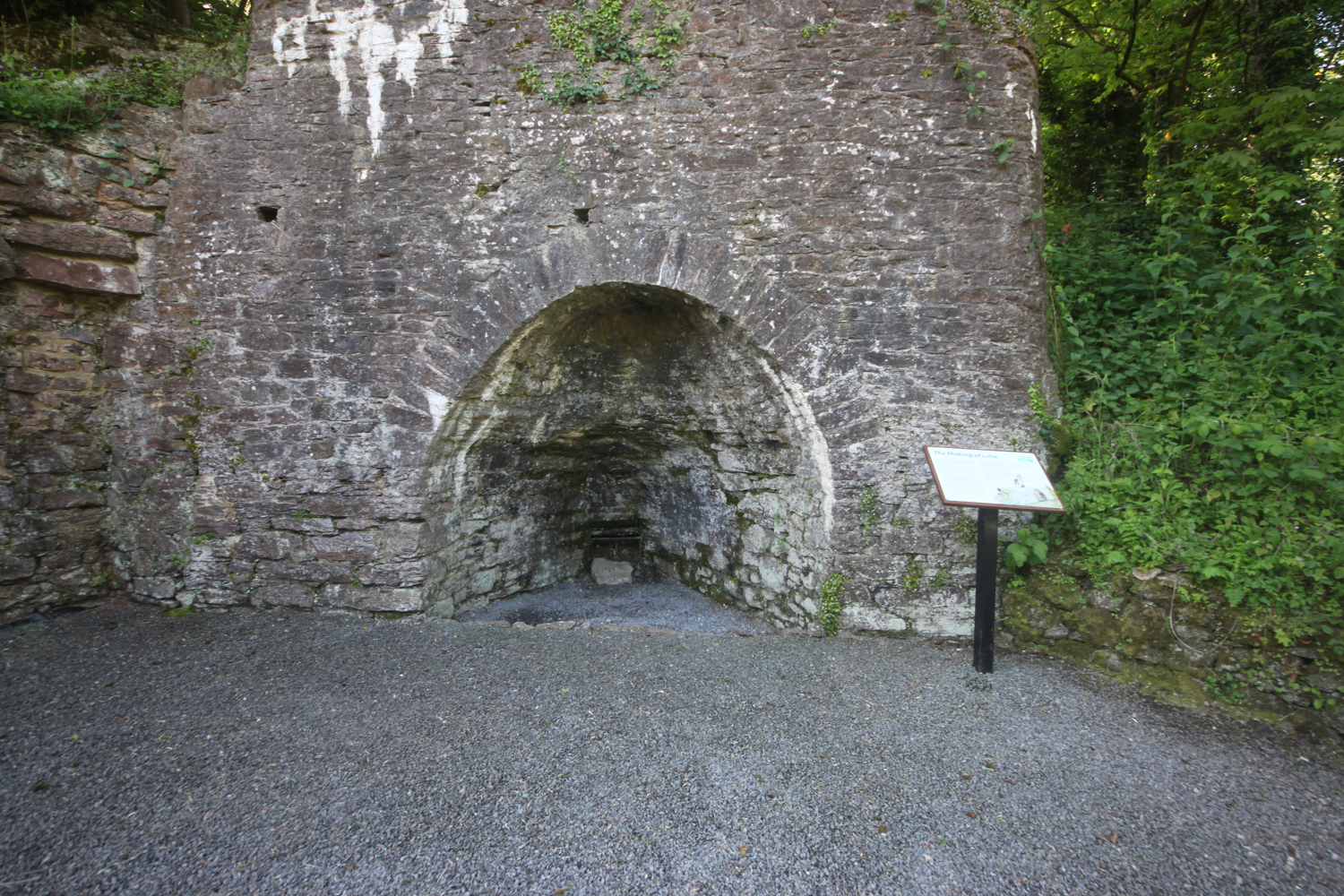 another lime kiln