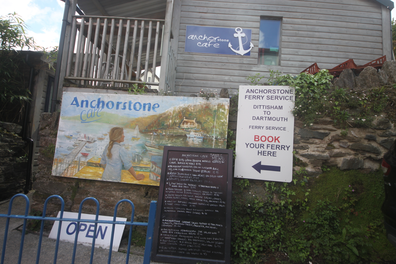anchorstone cafe