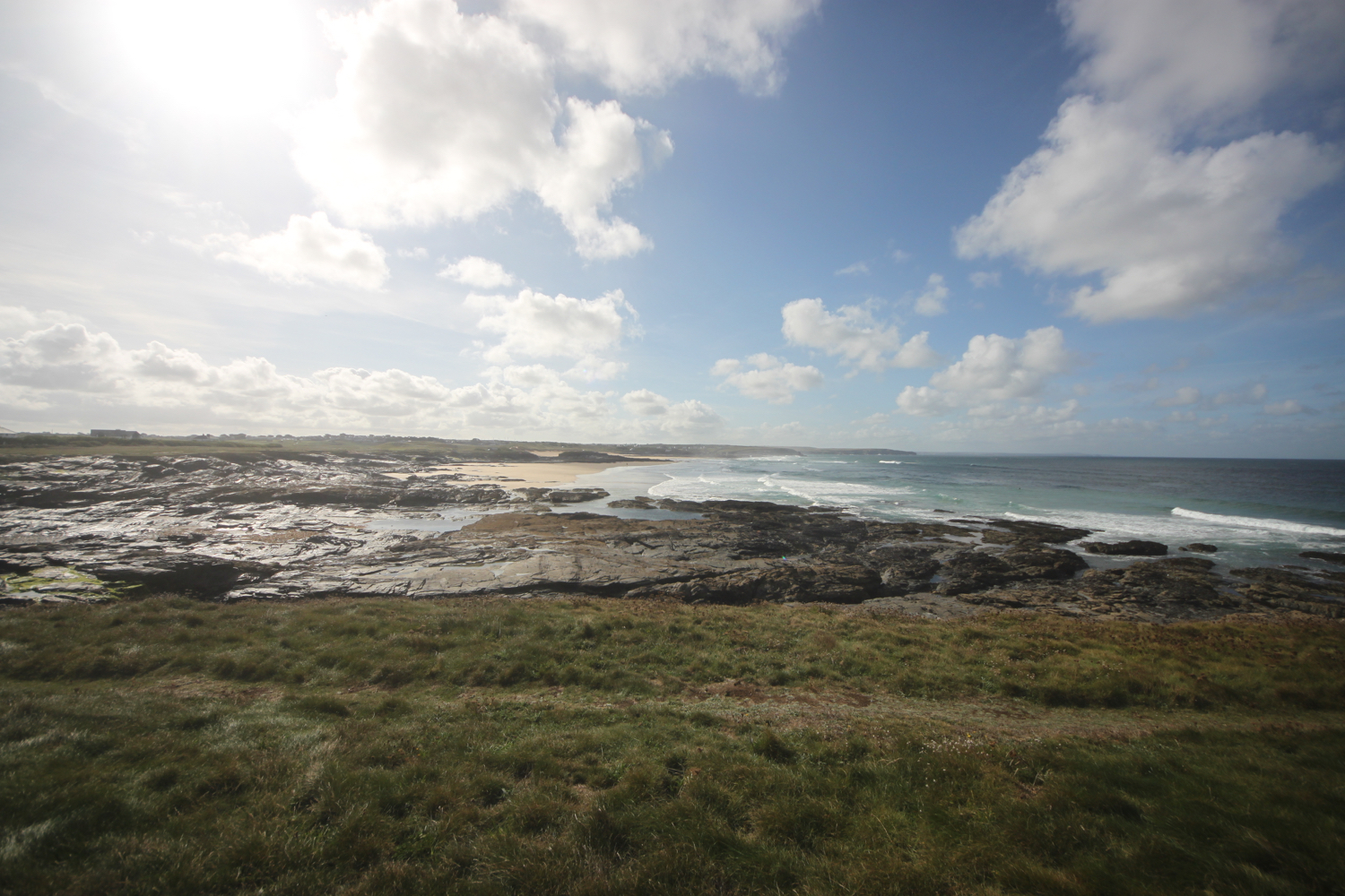 view over constantine bay
