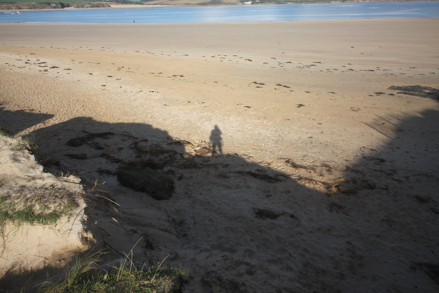 shadow on daymer bay