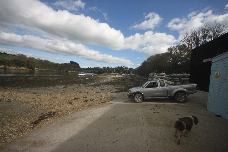pasco's boatyard