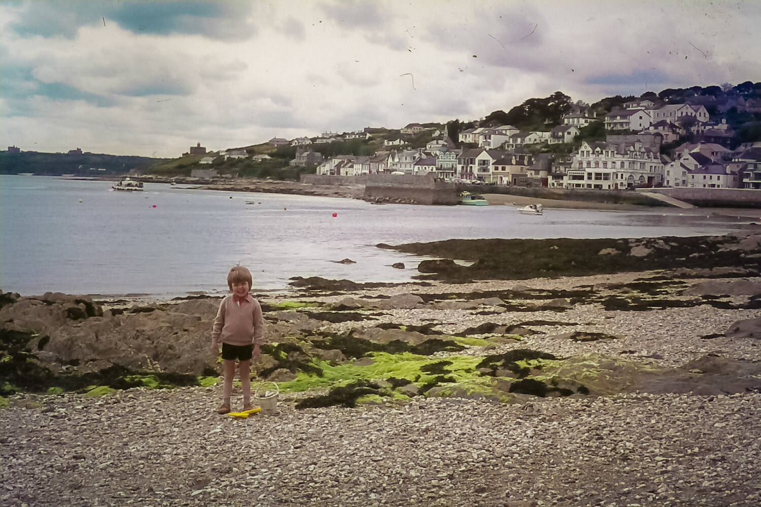 st mawes a very long time ago