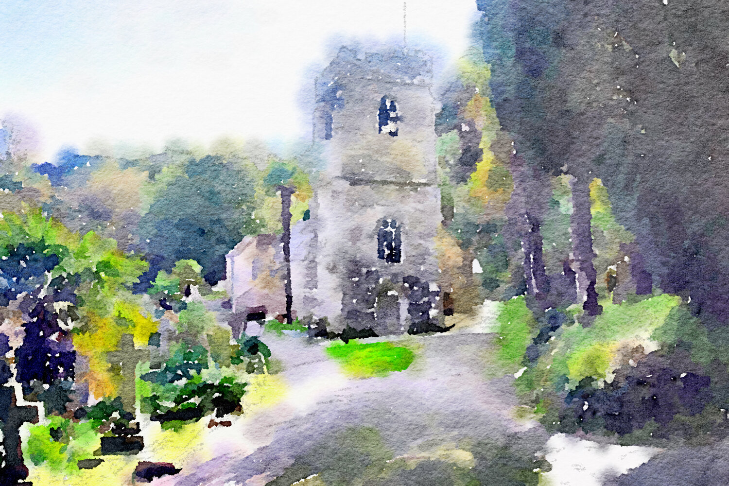 st just in roseland church