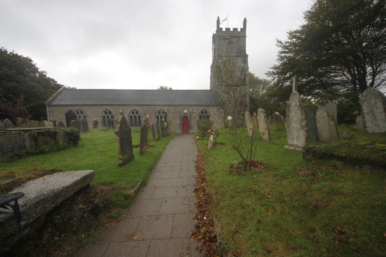 st budock parish church