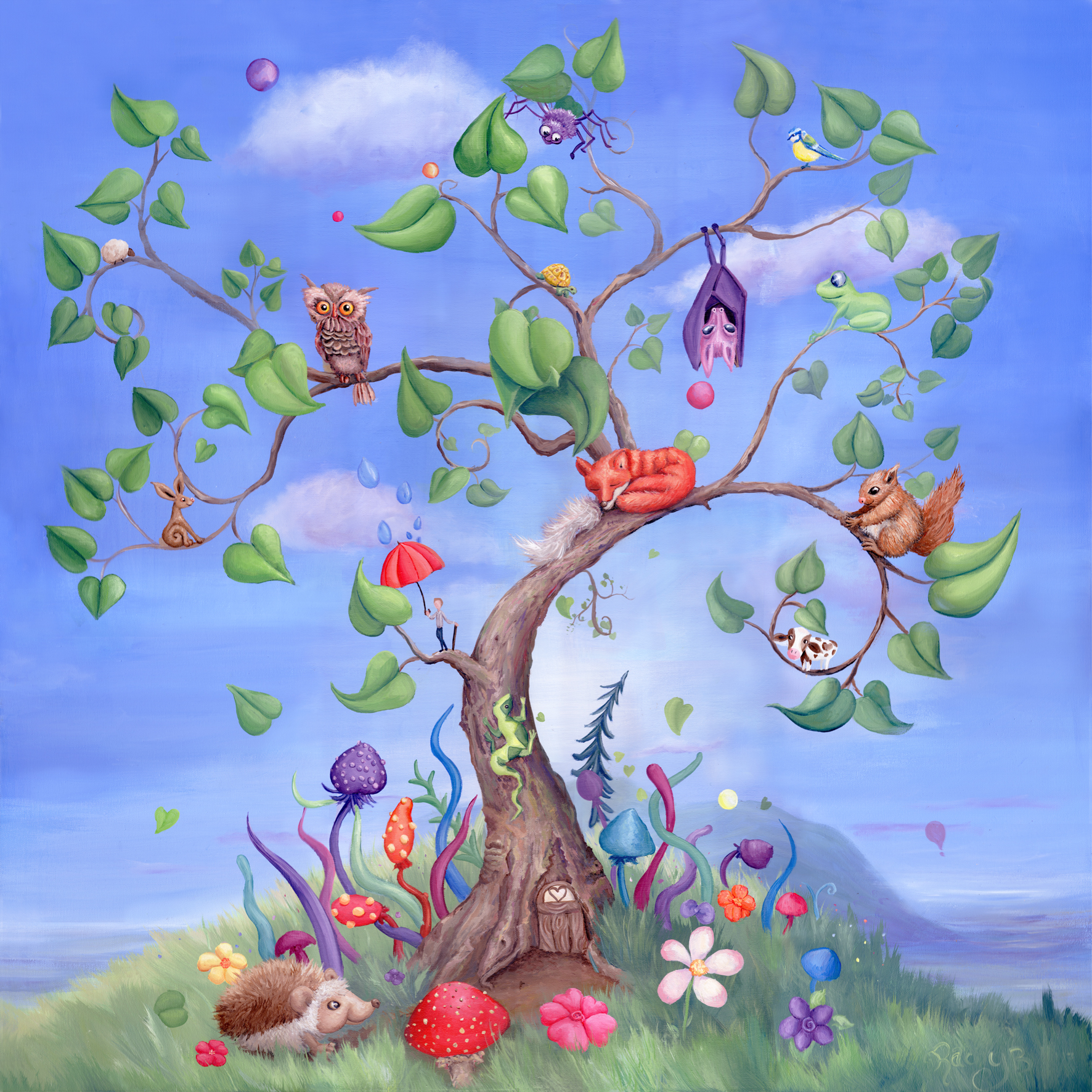 The Magic Tree