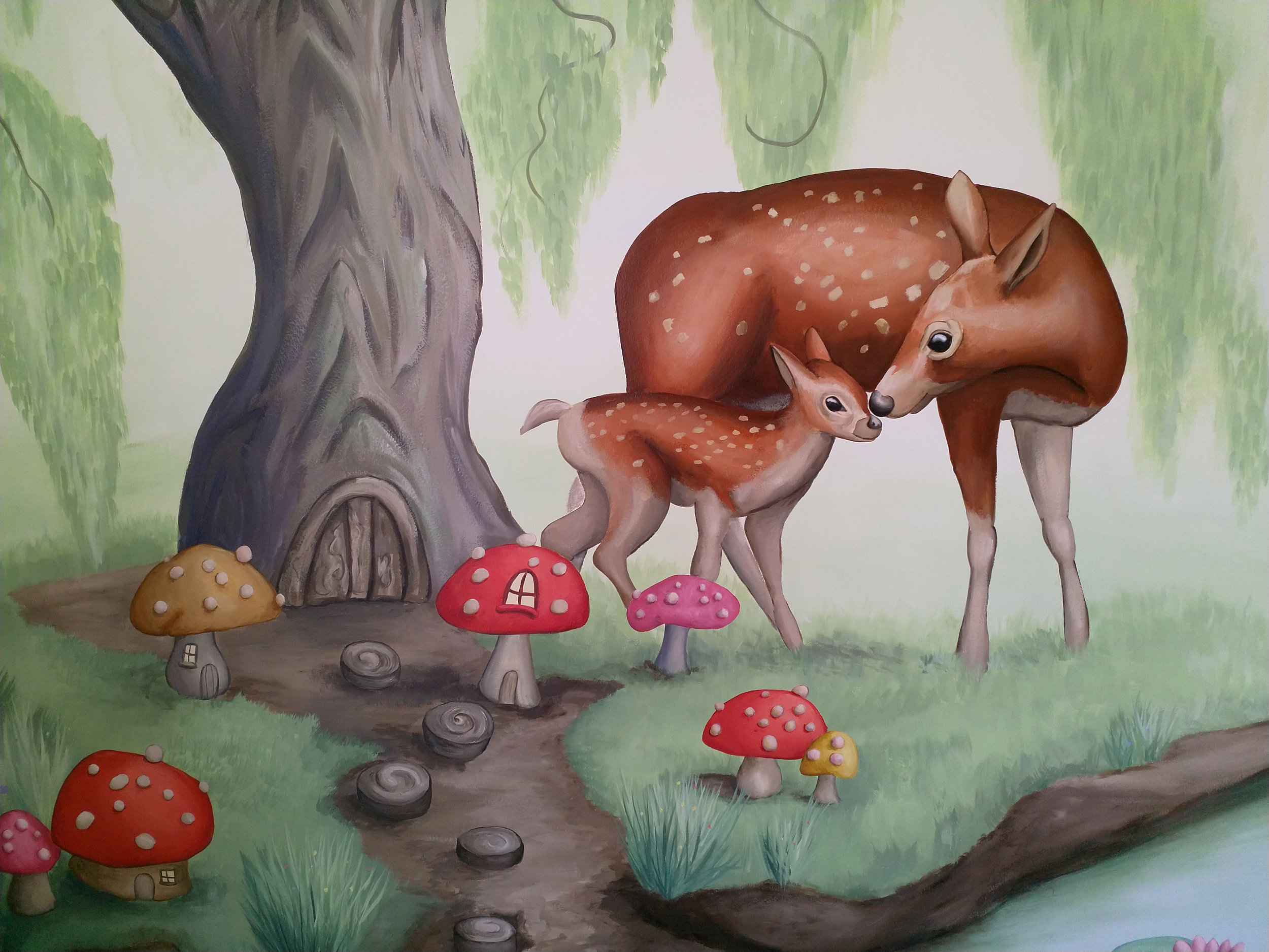 Deer and Mushrooms.jpg