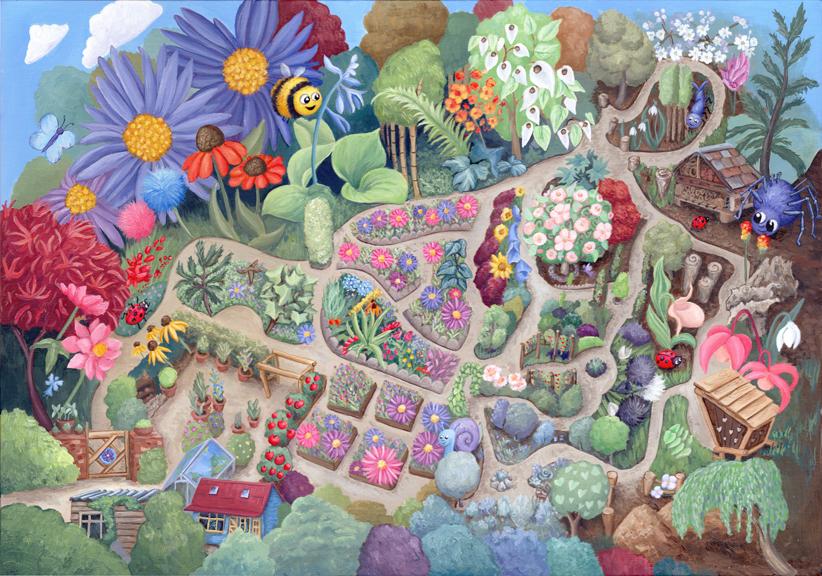 Garden Map Project