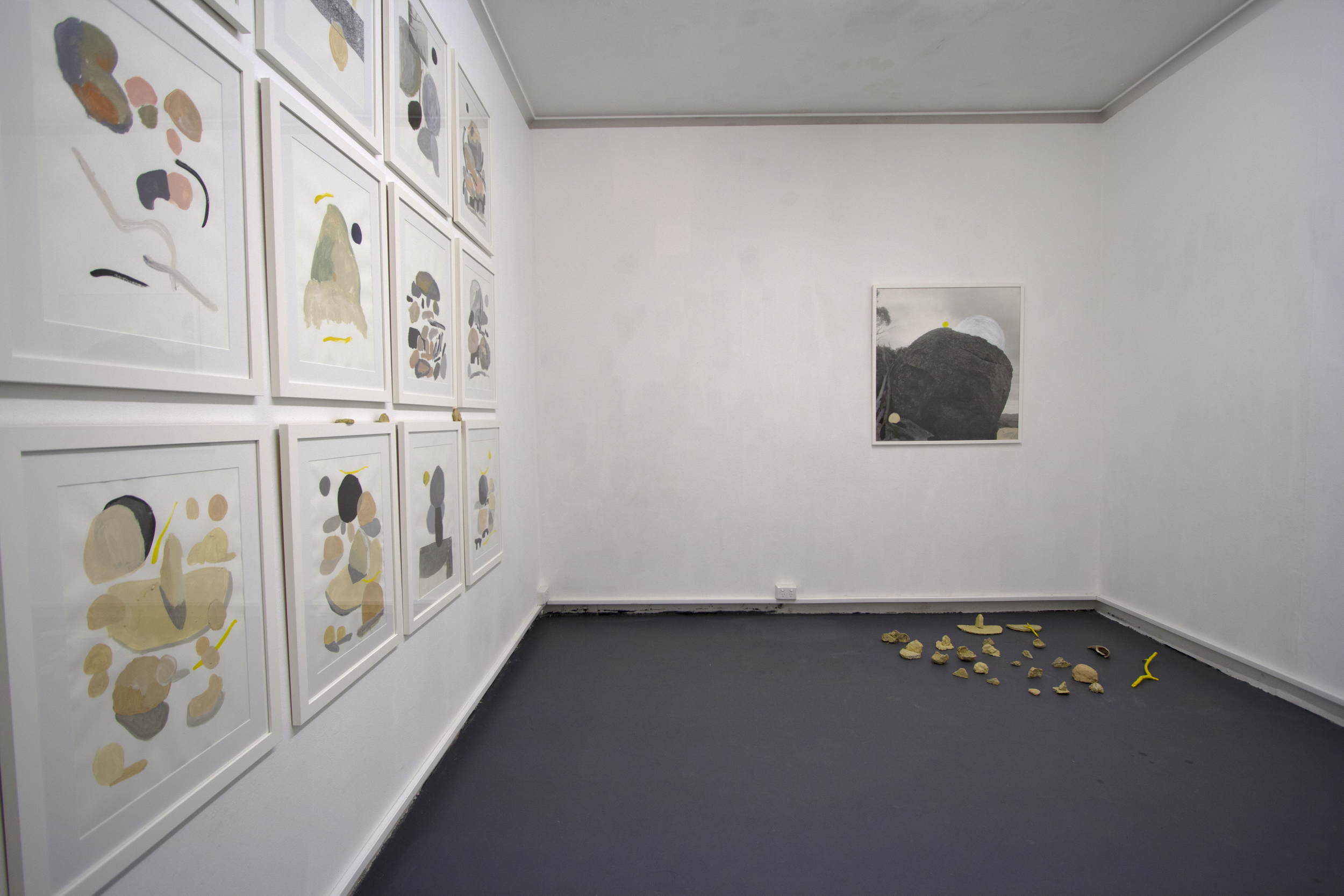 Time Circles installation SEVENTH gallery Eleanor Louise Butt 2014.jpg