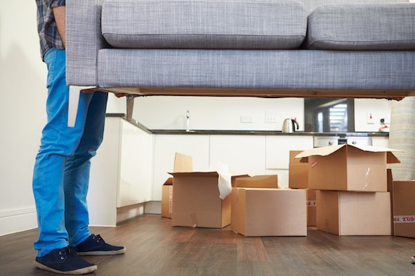 Covering all the bases: Prior to moving in or leasing a property (it is a good idea, if not mandatory)to arrange Building Insurance.
