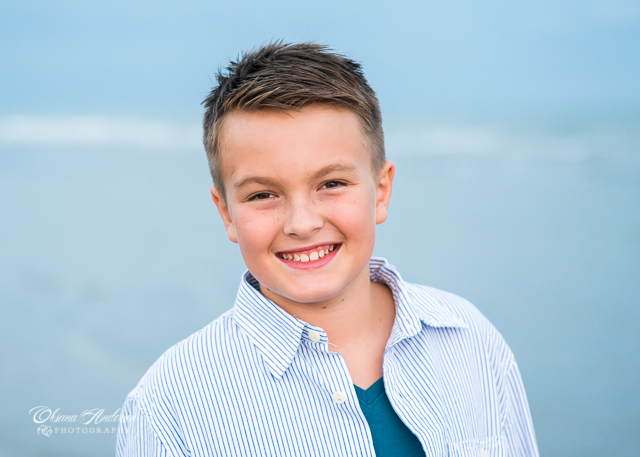 family photographer Oksana Andersen beach SC