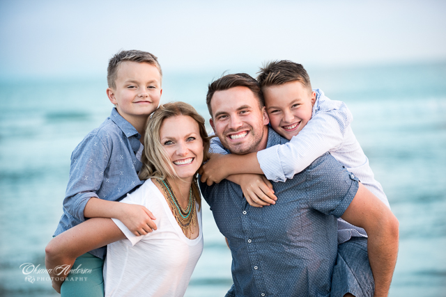 beautiful and fun family session by Charleston photographer Oksana Andersen